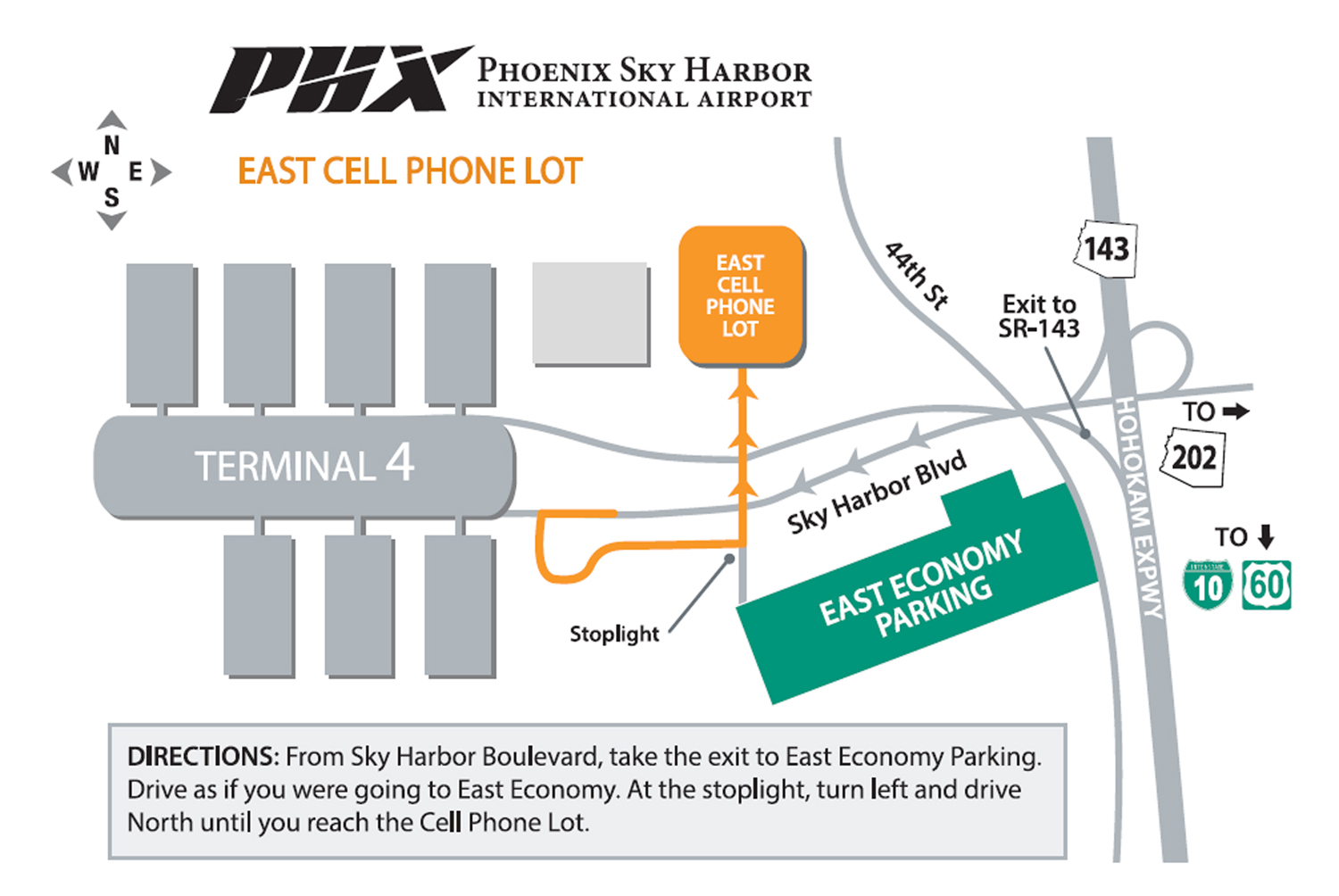Sky Harbor Terminal Map Image Collections Diagram
